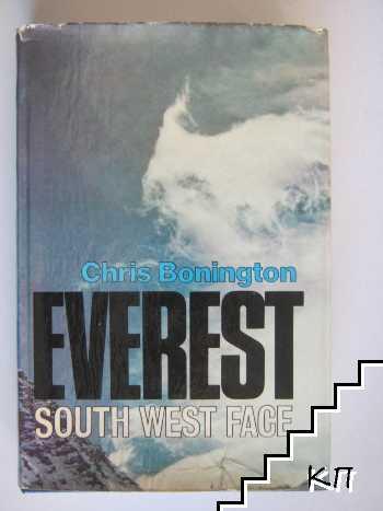 Everest. South West Face