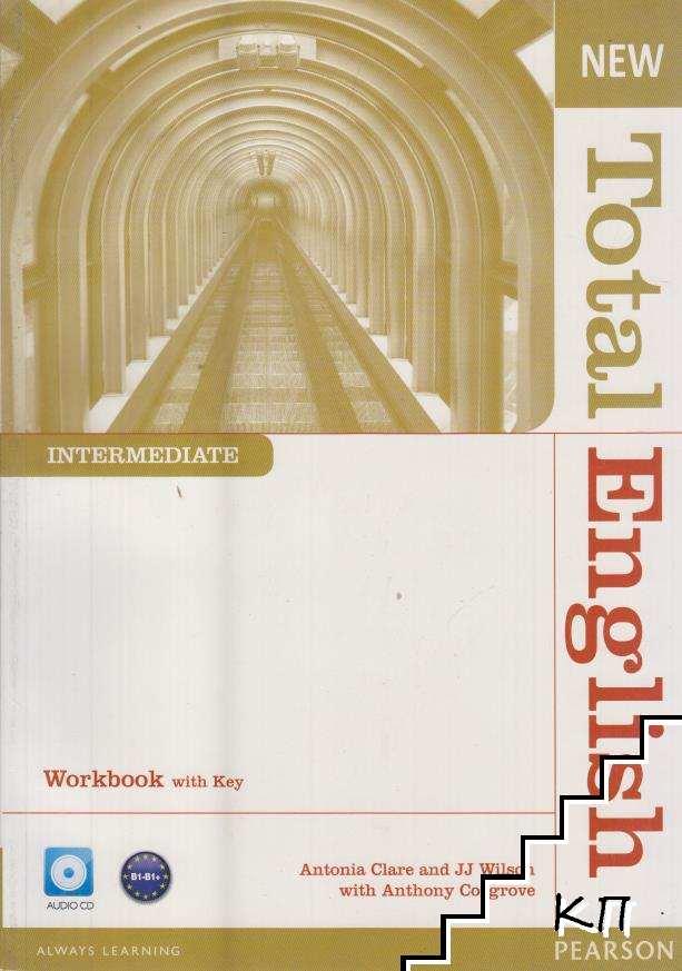 Total English Intermediate Workbook with key