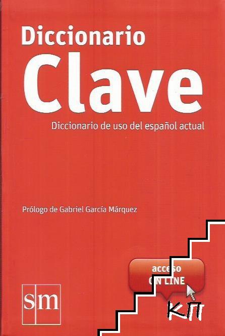 Clave. Diccionario de uso del español actual
