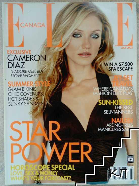 ELLE. Canada. Vol. 7 / 2003