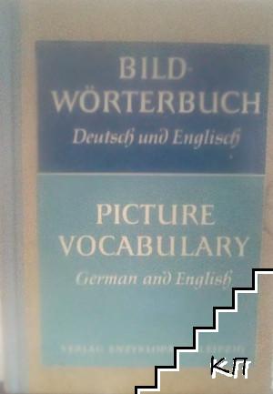 Bildwörterbuch. Deutsch und English