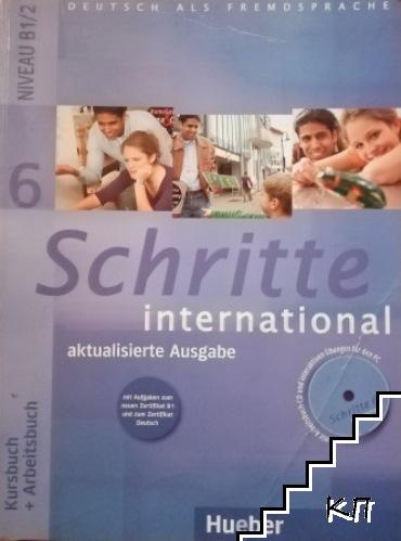 Schritte international B1/2