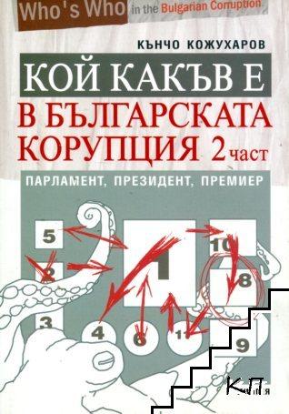 Кой какъв е в българската корупция. Част 2