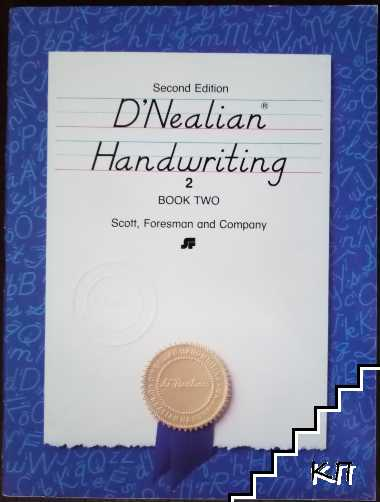 D'nealian Handwriting. Book 2