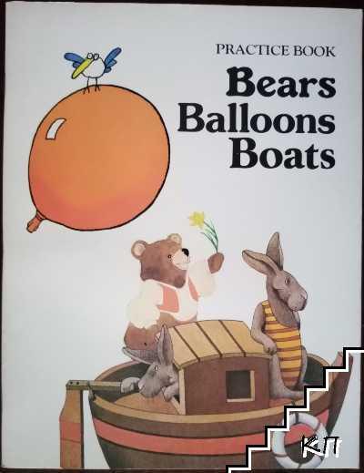 Bears. Balloons. Boats