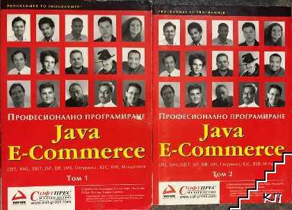 Java E-Commece. Том 1-2