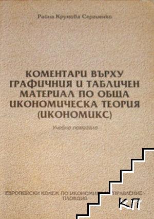 Коментари върху графичния и табличен материал по обща икономическа теория (икономикс)