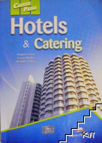 Career Paths - Hotels & Catering: Student's Book (international)