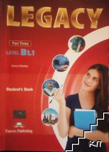 Legacy B1.1. Part 3: Students Book