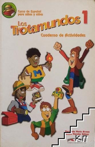 Los Trotamaundos. Cuadero de Actividades 1