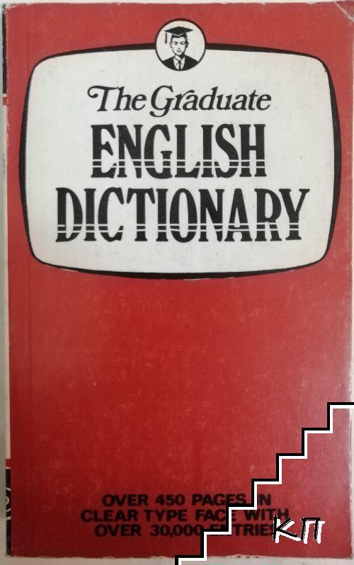 The Graduate english dictionary