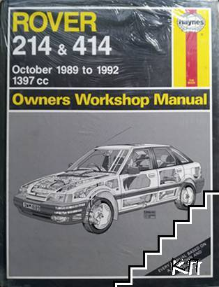 Rover 214 & 414 October 1989 to 1992