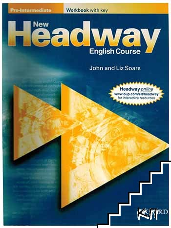 New Headway. Pre-Intermediate: Workbook with key