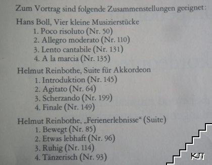 Kompendium der Akkordeontechnik (Допълнителна снимка 1)