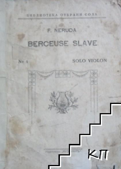 Berceuse Slave