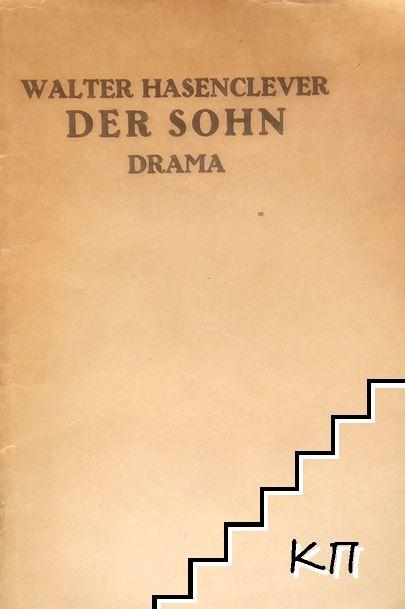 Der Sohn: Ein Drama in fünf Akten