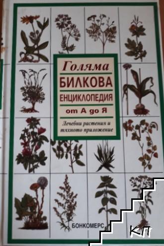 Голяма билкова енциклопедия от А до Я