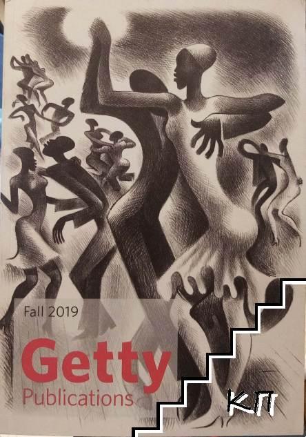 Getty Publications. Fall 2019