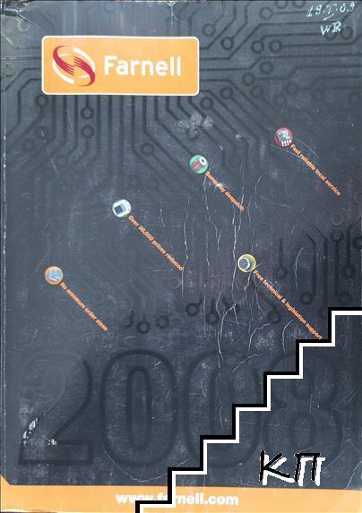 Farnell. Complete catalogue 2008