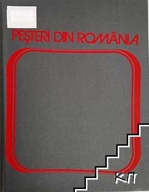 Pesteri din Romania