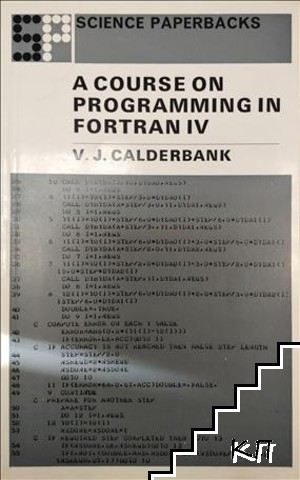 A course on programming in fotran 4