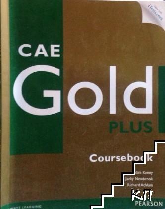 CAE Gold Plus: Coursebook + CD