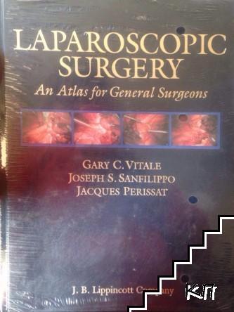 Laparoscopic surgery: An atlas for General Surgeons