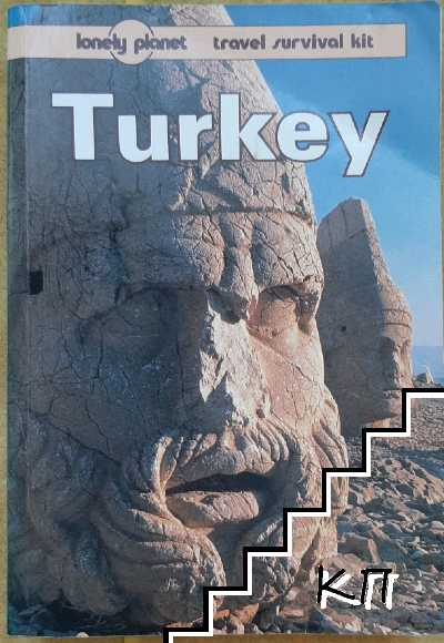 Lonely planet Turkey - a travel survival kit
