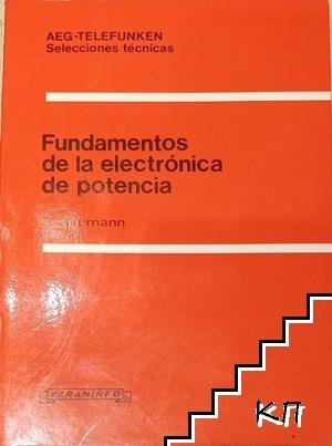 Fundamentos de la electrónica de potencia