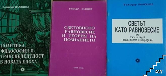 Политика, философия и трансцендентност в новата епоха / Светът като равновесие / Световното равновесие и теория на познанието