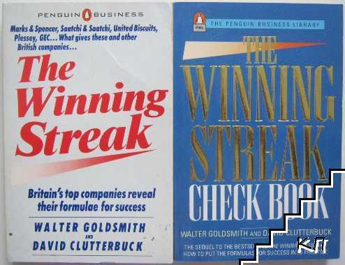 The Winning Streak. The winning Streak Check Book