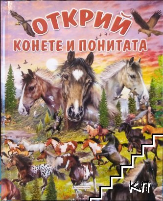Открий конете и понитата