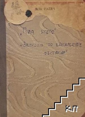 """Идеен и социологичен разбор на """"Записките"""" на Захари Стоянов и на """"Под игото"""" от Иван Вазов"""