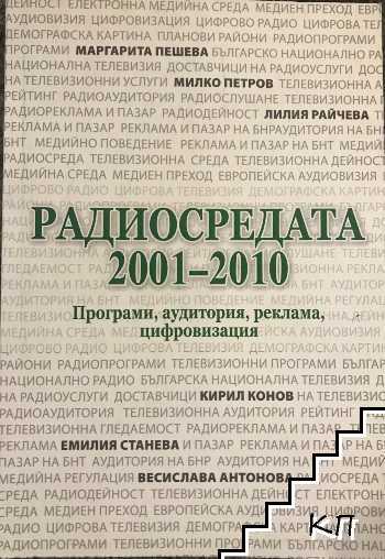 Радиосредата 2001-2010
