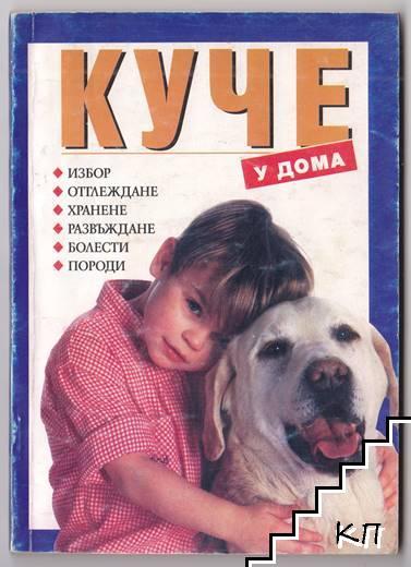 Куче у дома