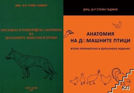 Приложна и топографска анатомия на домашните животни и птици / Анатомия на домашните птици