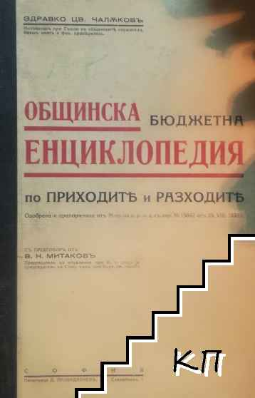 Общинска бюджетна енциклопедия