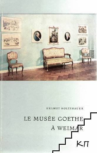 Le musee Gothe a Weimar