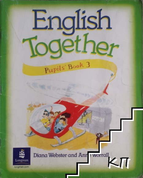 English Together: Pupil's Book 3
