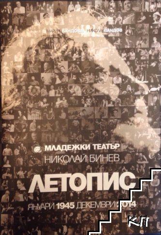 """Младежки театър """"Николай Бинев"""""""