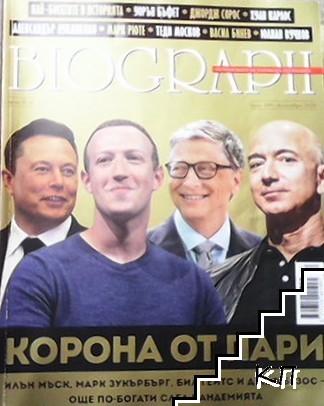 Biograph. Бр. 109 / 2020