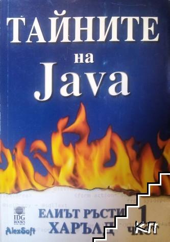 Тайните на Java. Част 1