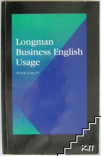 Longman Business English Usage