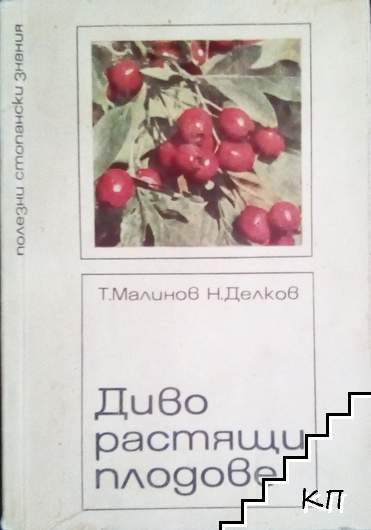 Диворастящи плодове