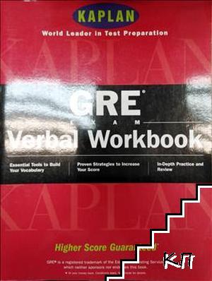GRE Exam: Verbal Woorkbook