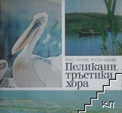 Пеликани, тръстики, хора
