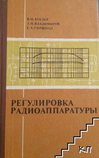 Регулировка радиоаппаратуры
