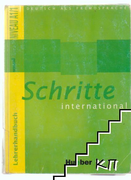 Schritte international A1/1