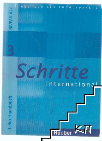 Schritte international 3 A2/1