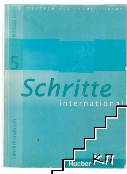 Schritte international 5 B1/1